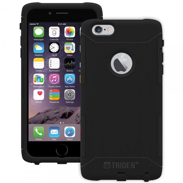 Aegis Case for iPhone6 Plus - Black