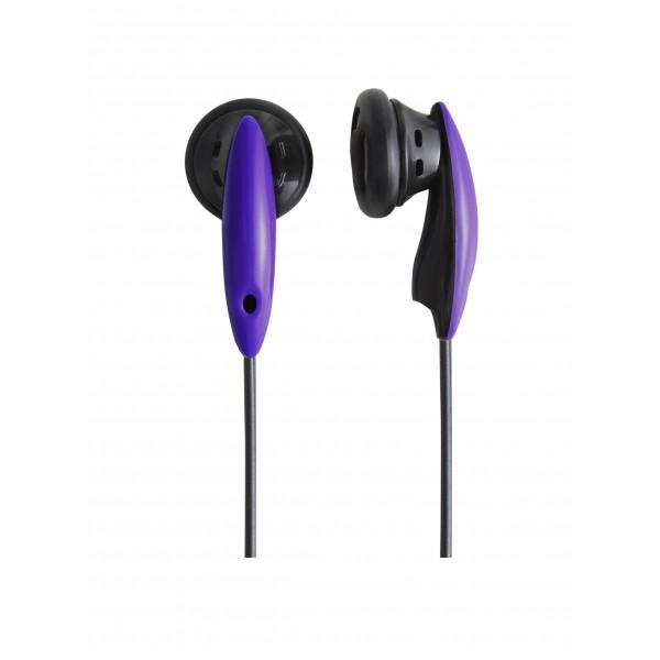 EarFones In-Ear Headphones - Purple