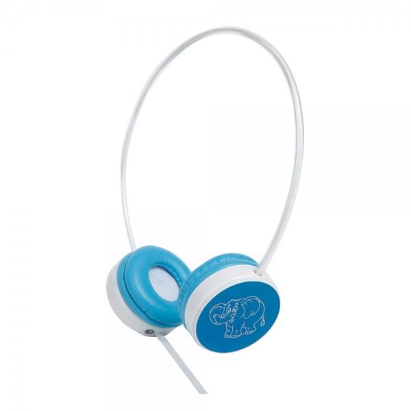 Children's Headphones with Volume Limiter - Blue