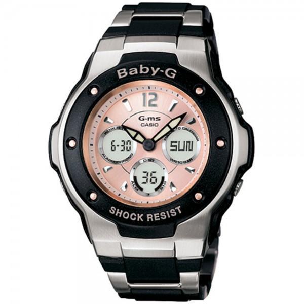 Baby-G Alarm Chronograph Watch - Black