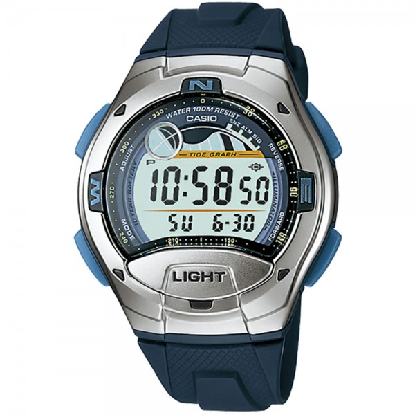 Digital Casual Tide Graph Sports Watch